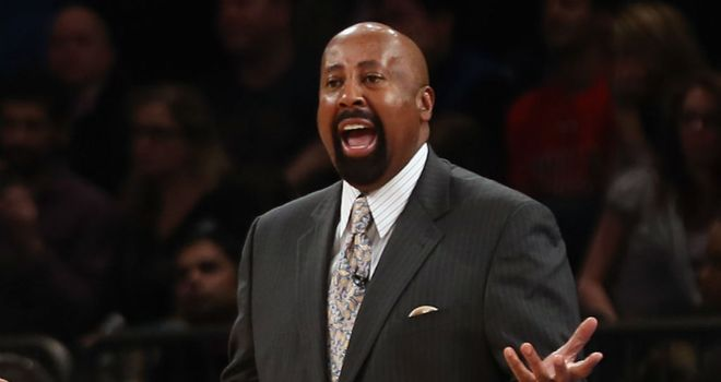 Mike Woodson: Thinks London clash is important for his franchise