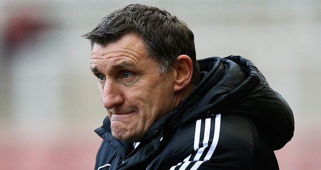 Tony Mowbray welcomed a home victory over Leeds