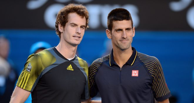 Murray and Djokovic have had some epic battles in recent years