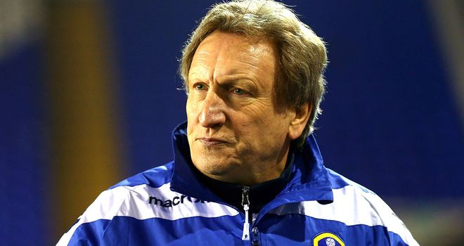 Neil Warnock: Targeted by boo-boys after defeat to Middlesbrough