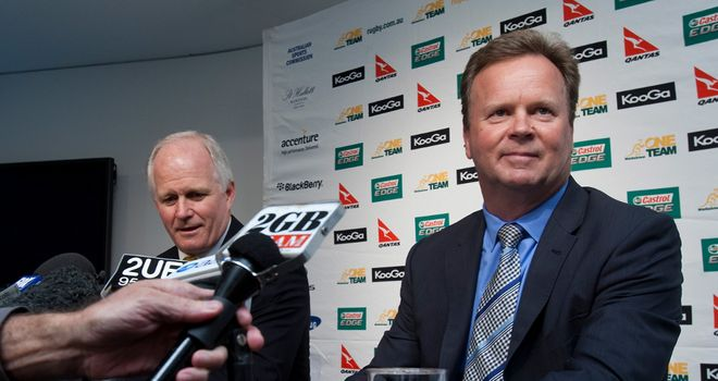 Bill Pulver: New ARU chief