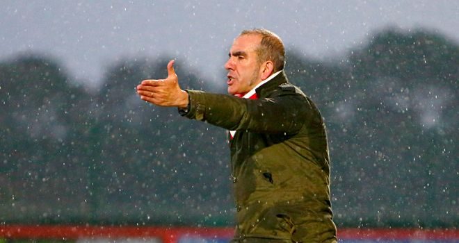 Paolo Di Canio: Is threatening to quit Swindon over transfer policy