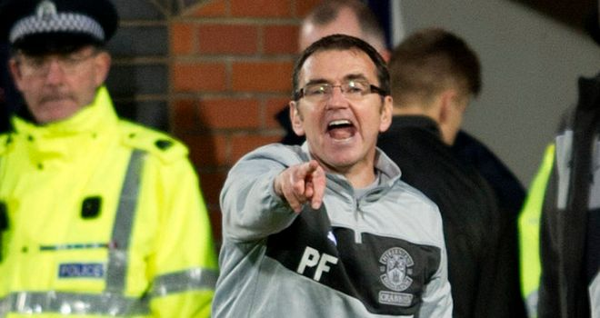 Pat Fenlon: Admitted Hibs&#39; draw with Dundee was a poor result