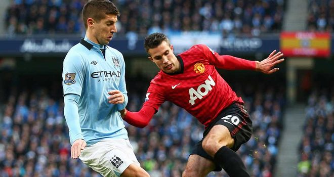 Robin van Persie has been a key figure in Manchester United storming back to the top