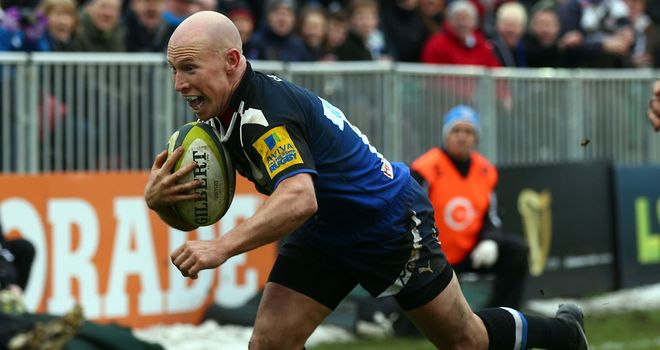 Peter Stringer: New deal at Bath