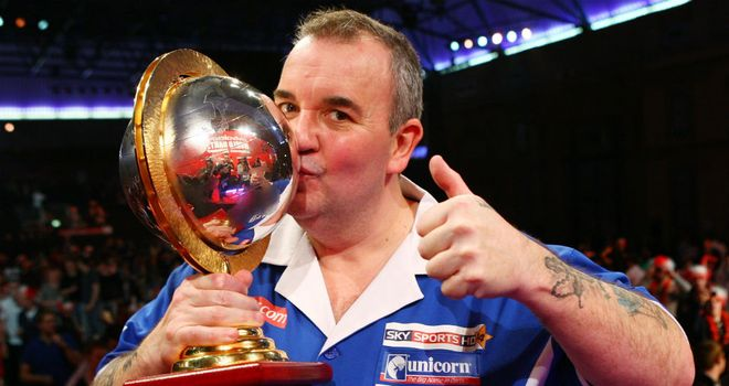 Phil Taylor: Trip to Dubai for world champion in May