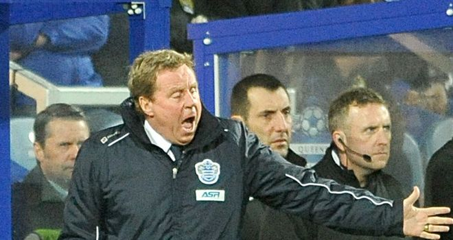 Harry Redknapp: QPR boss may field new signings against Norwich