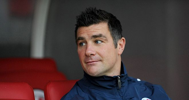 Richie Barker: Has belief in Crawley