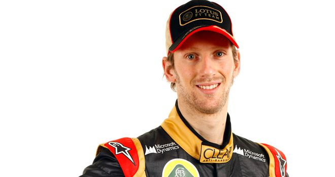 Romain Grosjean: Trailed team-mate Raikkonen by 111 points last season