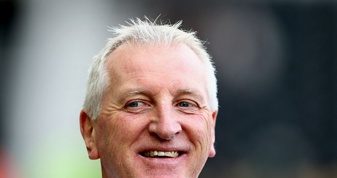 Ronnie Moore: Has faith in Corry