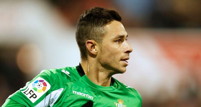 Ruben Castro: Two goals not enough for Real Betis