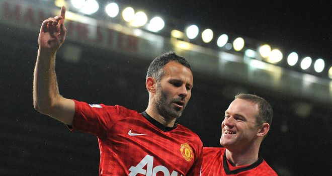 Ryan Giggs: A growing influence in the final stages of United's season