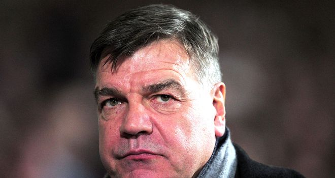 Sam Allardyce: Struggling to recruit defenders