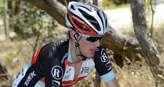 Andy Schleck has only finished one race so far this season