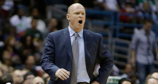 Scott Skiles: Stepped down as Bucks coach