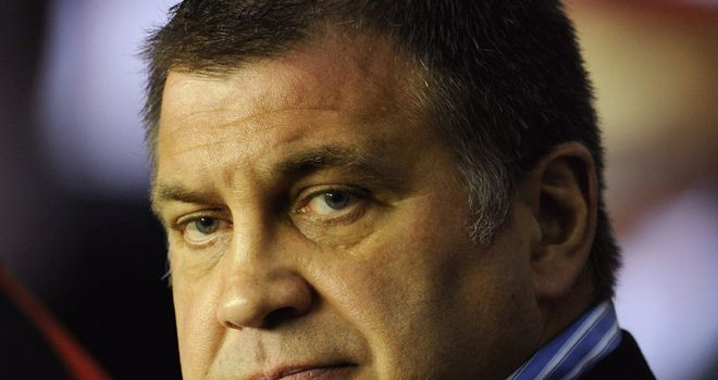 Shaun Wane: Happy with character of his side