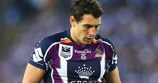 Billy Slater: Injury problems