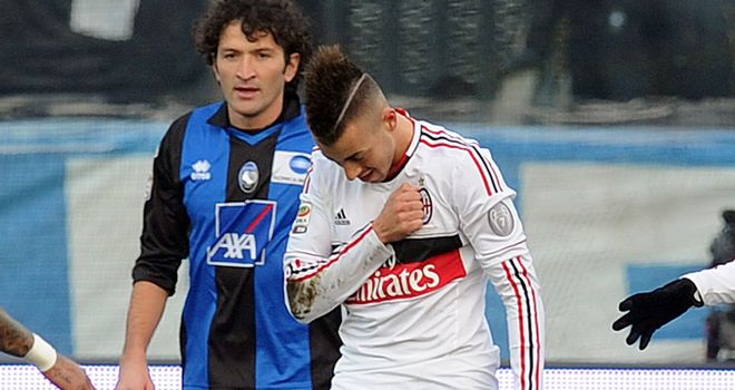 Stephan El Shaarawy: Got the vital goal for AC Milan