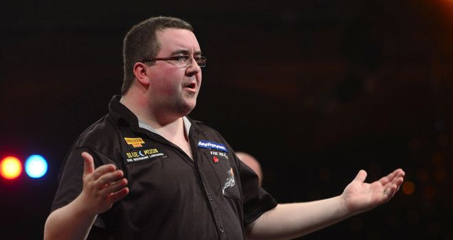 Stephen Bunting bagged significant soft-tip prize in France