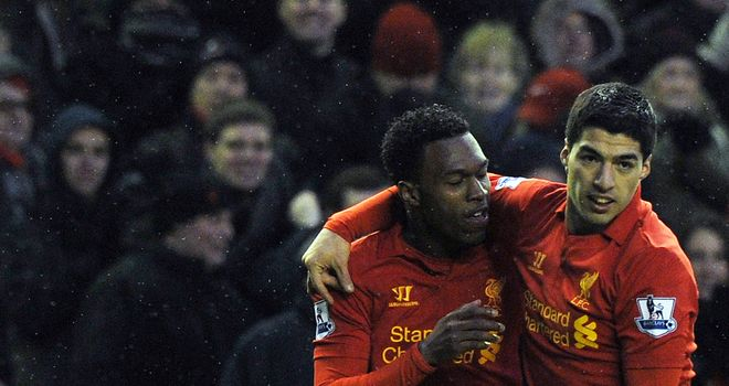 Daniel Sturridge: Confident of forming a prolific partnership with Luis Suarez