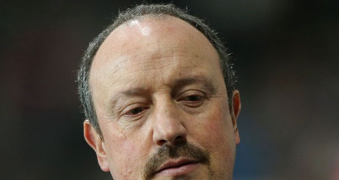Rafa Benitez: Spoke from the heart after Chelsea's victory over Middlesbrough
