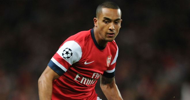 Theo Walcott: Close to signing a contract extension at Arsenal