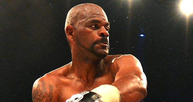 Tony Thompson: Looking to wreck Price's unbeaten record