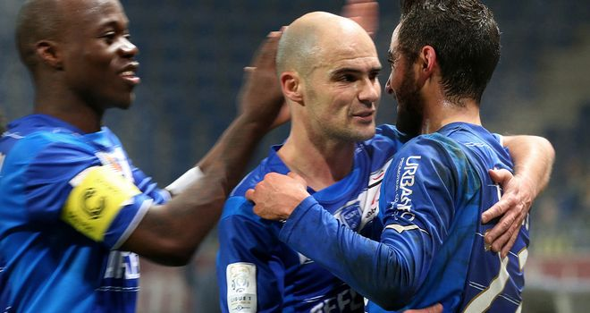 Troyes: Unbeaten in five games