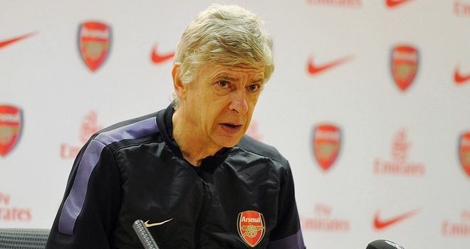 Arsene Wenger: Still looking for possible new signings
