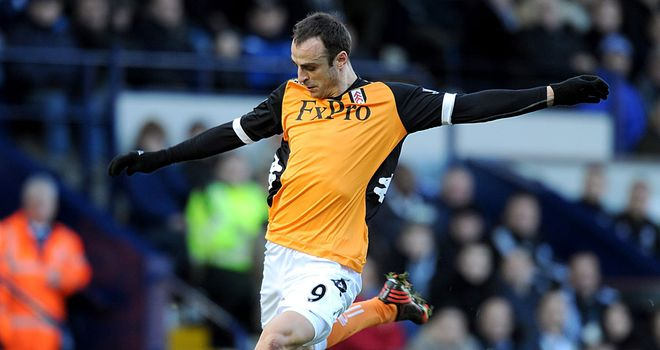 Dimitar Berbatov was to the fore again as Fulham edged West Brom 2-1