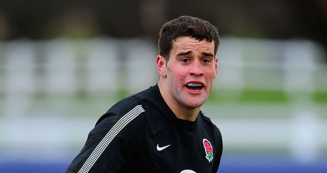 Calum Clark: injury doubt for England's tour of South America