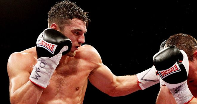 Nathan Cleverly: Wants bigger stage