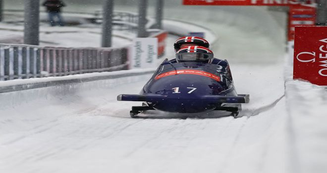 Craig Pickering: Selected for the Bobsleigh World Championships in Switzerland