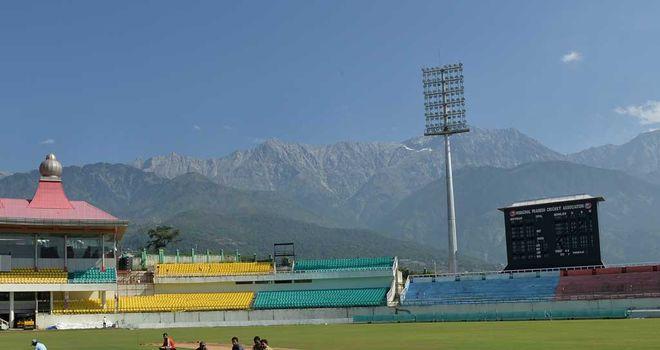 Dharamsala: Stunning setting for fifth ODI