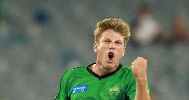 James Faulkner: First call-up to ODI squad