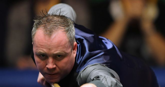 John Higgins: disappointment in Berlin for ex-world champion