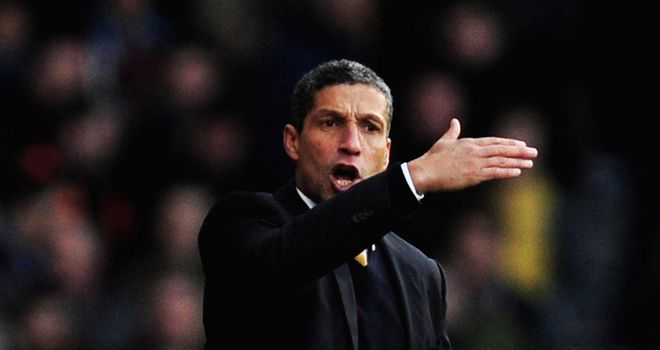 Chris Hughton: Says Norwich need to stay focused for their remaining 10 games