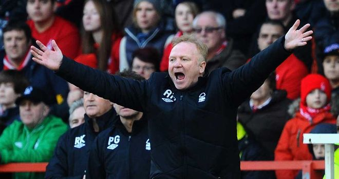 Alex McLeish: Nottingham Forest boss furious after home defeat to Watford