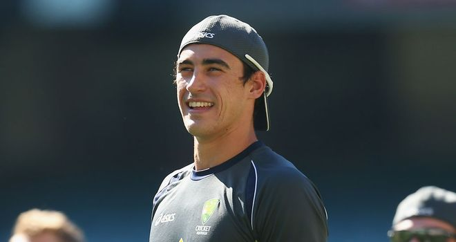 Mitchell Starc: Pulled up sore after first one-day international