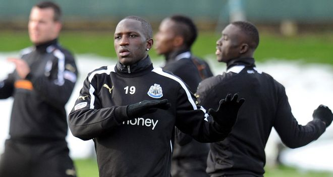 Moussa Sissoko: Confident Papiss Cisse can fire Newcastle through