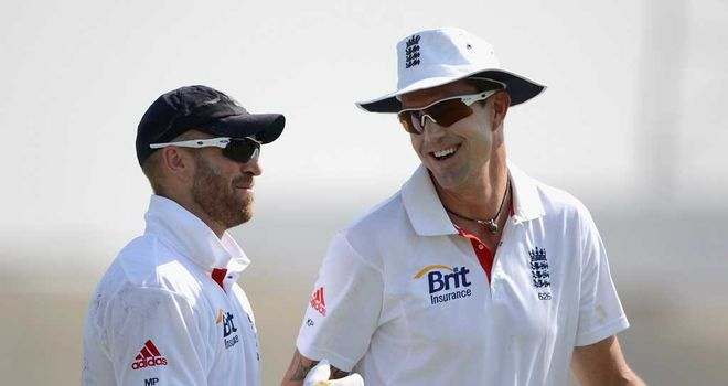 Matt Prior: Hit back at criticism on Twitter