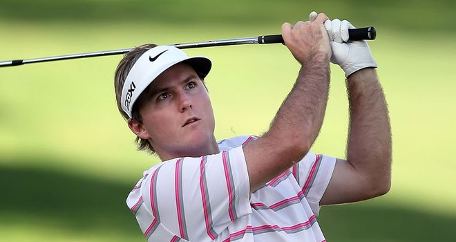 Russell Henley: Eight-under for first round