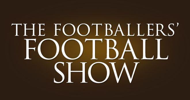 The Footballers' Football Show: 10.30pm, Thu, Sky Sports 2 HD