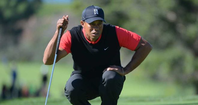 Tiger Woods: 'I'm trying to beat everyone in the field, and that hasn't changed. That's the mentality I have'