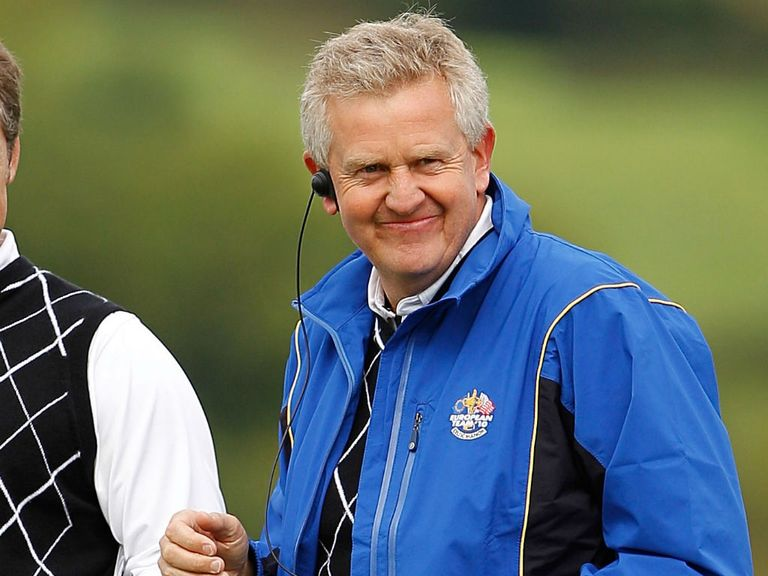 Montgomerie: Backing McGinley