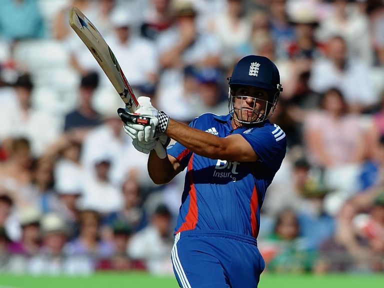Alastair Cook: Made 76 for England