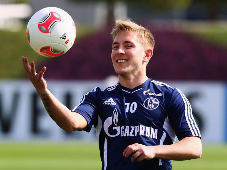 Lewis Holtby: Joining Spurs this week