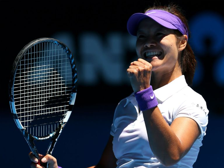 Li Na: Through to the final in Melbourne
