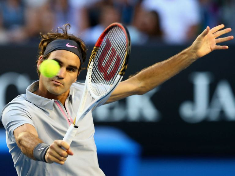Roger Federer: Won in five sets