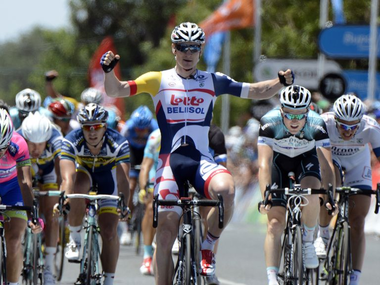 Andre Greipel: In a league of his own once again in Australia
